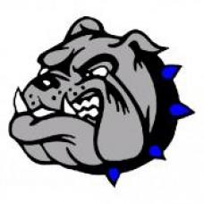 "Churchill High School ""Churchill Bulldogs"" Temporary Tattoo"