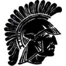 "Grandview School ""Spartans"" Temporary Tattoo"