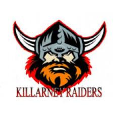 "Killarney School ""Killarney Raiders"" Temporary Tattoo"