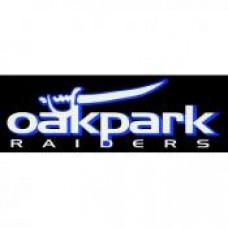 "Ecole Secondaire Oak Park High School ""Oak Park Raiders"" Temporary Tattoo"