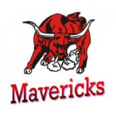 """McCreary School """"Mavericks"""" Temporary Tattoo"""