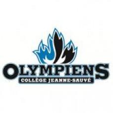 "College Jeanne-Sauve ""College Jeanne-Suave Olympiens"" Temporary Tattoo"