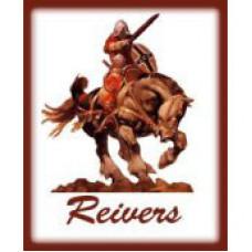 """Kildonan East """"Reivers"""" Temporary Tattoo"""