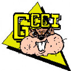 "Garden City Collegiate ""Fighting Gophers"" Temporary Tattoo"