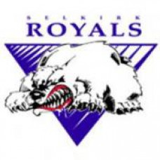 """Lord Selkirk Regional Comprehensive Secondary School """"Royals"""" Temporary Tattoo"""