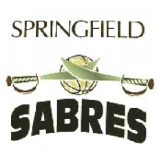 "Springfield Collegiate ""Sabres"" Temporary Tattoo"