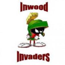 """Inwood School """"Inwood Invaders"""" Temporary Tattoo"""