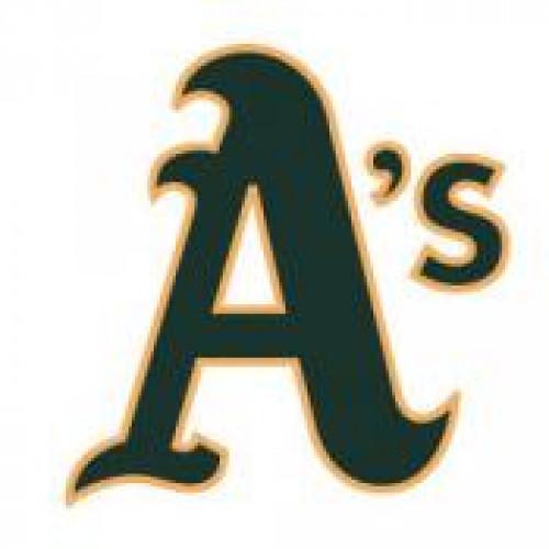 """Arborg Collegiate """"A's"""" Temporary Tattoo"""