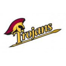"Portage Collegiate Institute ""Trojans"" Temporary Tattoo"