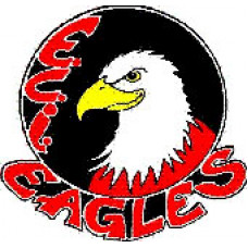 "Erickson Collegiate Institute ""ECL Eagles"" Temporary Tattoo"