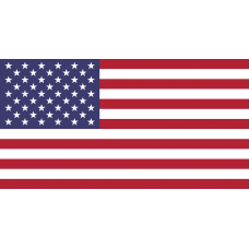 U.S.A. Flag Temporary Tattoo